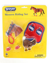 Breyer Horses - Western Riding Accessory Set - On Card
