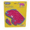Breyer Horses Hot Pink Blanket and Shipping Boots - Card