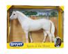 "Breyer Horses - ""Snowman"" - Jumping Champion in Box"