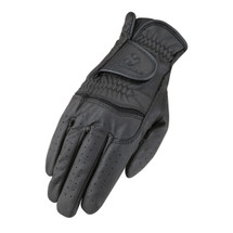 Heritage Gloves Premier Winter Show Glove - Black