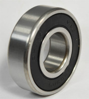 5306-2RS  30mm Double Row Bearing with Rubber Seals