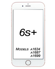 Apple iPhone 6s Plus Glass repair service