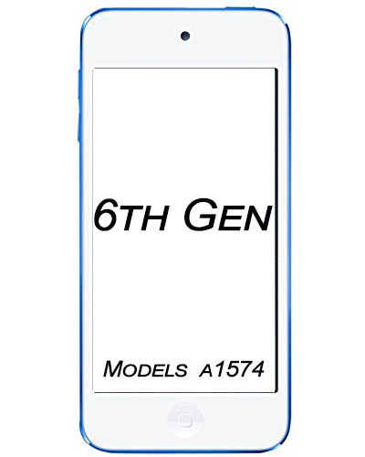 iPod 6th Gen Home Button Repair