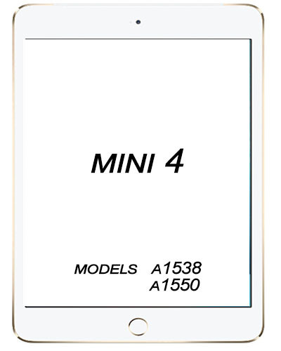 Apple iPad Mini 4 4th gen Screen replacement Service