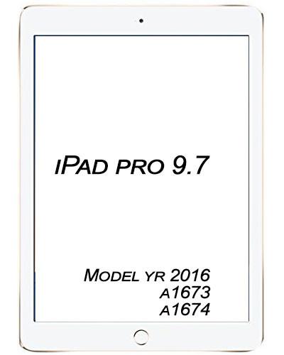 Apple iPad Pro 9.7 Broken Screen Replacement Service.