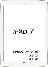 """iPad 7 10.2"""" 2019. Model A2197 A2198"""