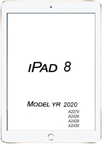 """iPad 8 10.2"""" 2020. Model A2270 A2428 A2429 A2430"""