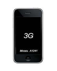 Apple iPhone 3G Broken Glass Repair Service