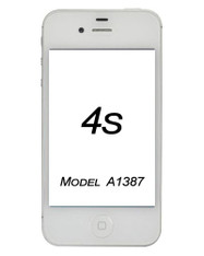 iPhone 4s broken Glass/LCD/Digitizer replacement