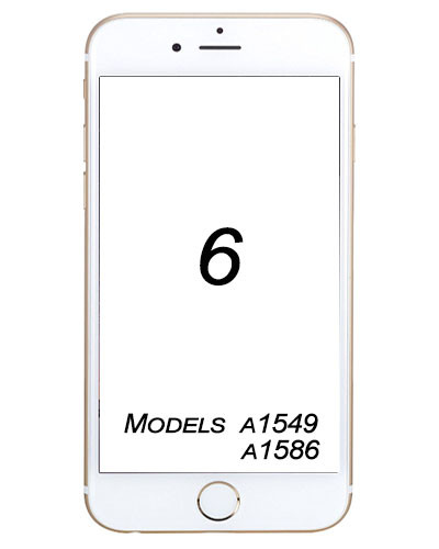 iPhone 6 Broken Glass/ Digitizer Replacement service.