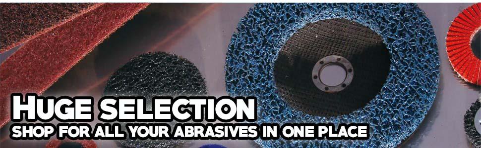 shop for all abrasives