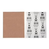 "9"" x 11"" Sandpaper Sheets Aluminum Oxide"