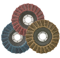 Scotch brite flap discs