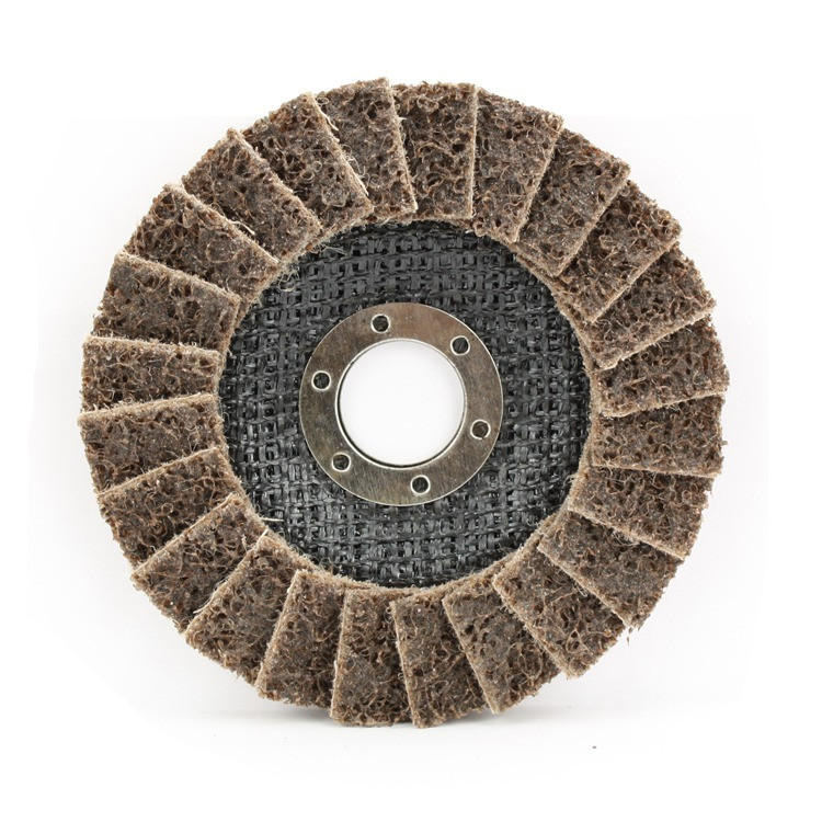 Coarse Surface Conditioning Flap Disc