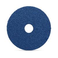 "4-1/2"" zirc resin fiber disc"