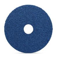 5 inch zirc resin fiber disc