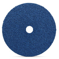 7 inch zirconia resin fiber disc