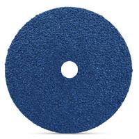 7 inch zirconia resin fiber disc