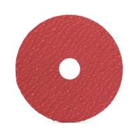"4-1/2"" ceramic resin fiber disc"