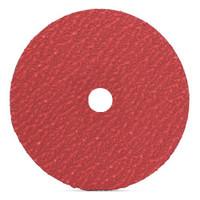 7 inch ceramic resin fiber disc