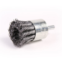 Knotted End Brush
