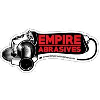 Empire Abrasives Grinder Sticker