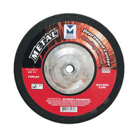 "7"" x 1/4"" x 5/8""-11 Grinding Disc with Hub"