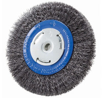 "8"" Crimped Wire Wheel for Pedestal Grinder"