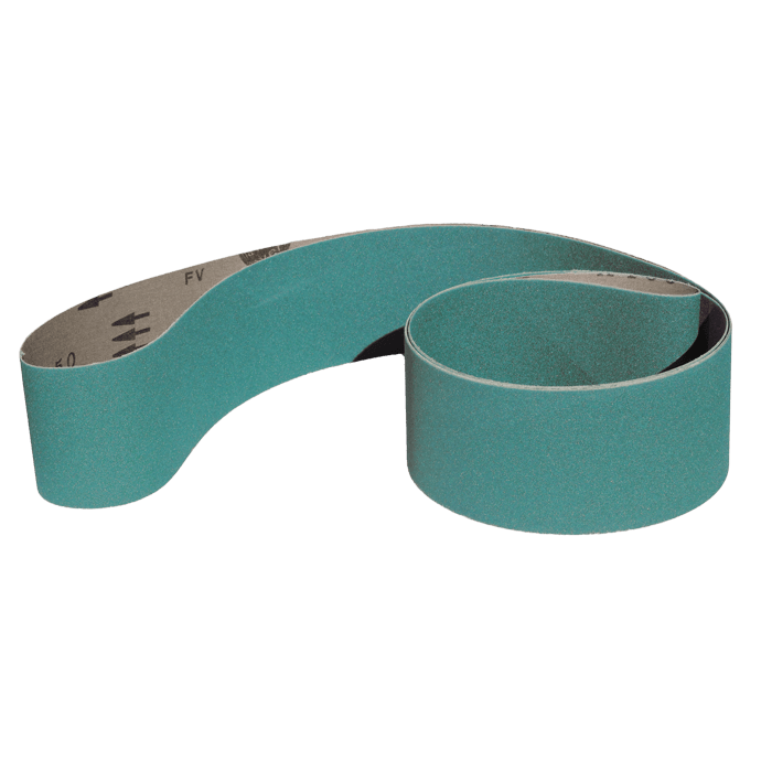 """3"""" x 132"""" Zirconia Sanding Belt"""