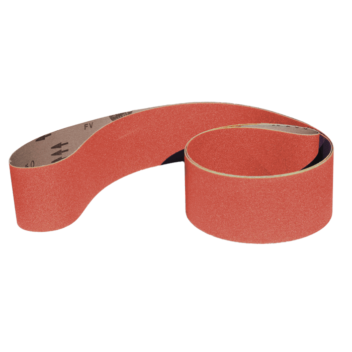 "3"" x 132"" Ceramic Sanding Belt"