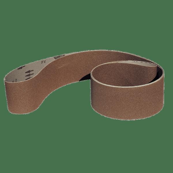 "4"" x 132"" Aluminum Oxide Sanding Belt"