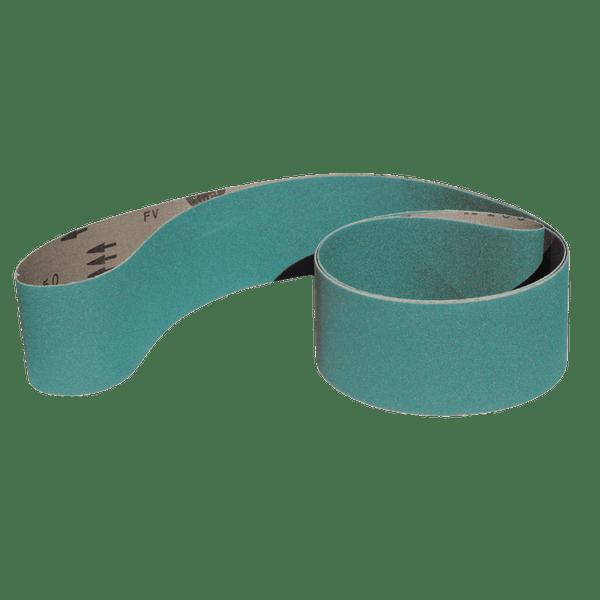 """4"""" x 132"""" Zirconia Sanding Belt"""