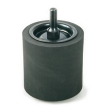 "Rubber expanding drum with 1/4"" shank"