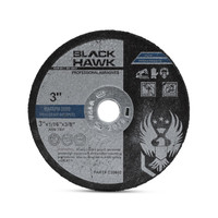 "3"" x 1/16"" x 3/8"" Cutting Disc"