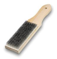 Metal File Tool Cleaning Brush