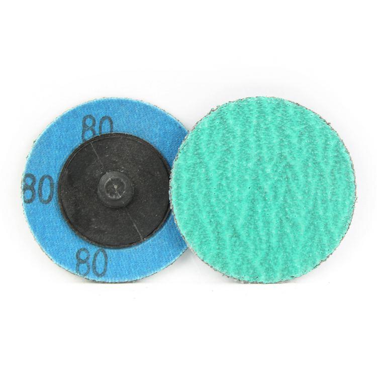 """2"""" Roloc Zirconia Disc 80 Grit"""
