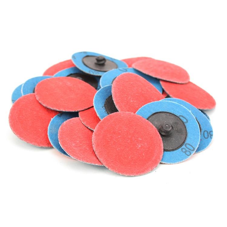 2 inch quick change sanding disc Ceramic