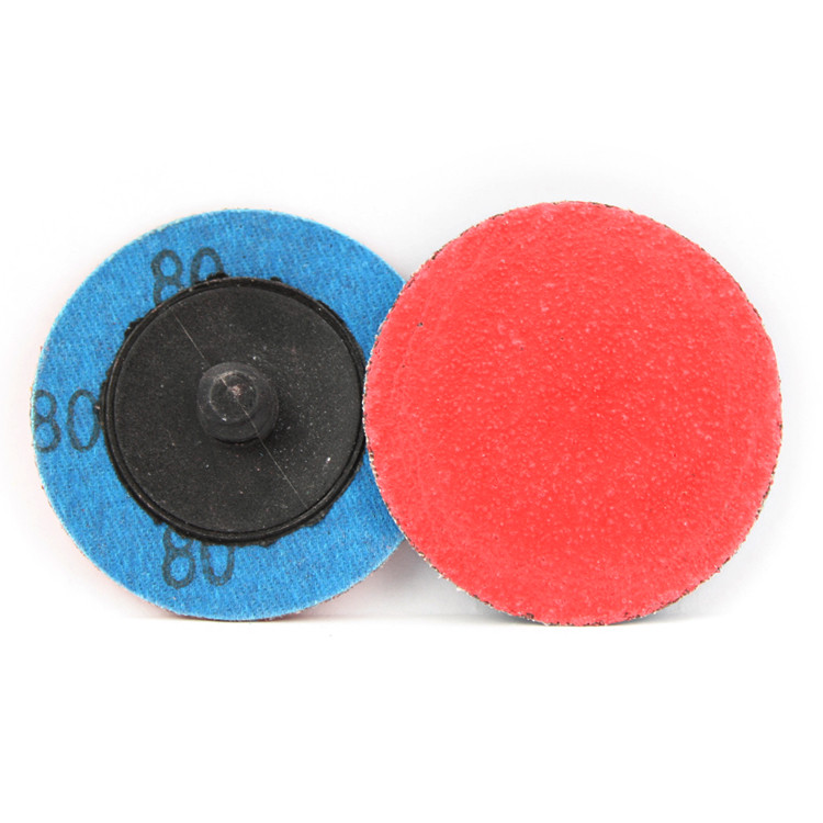 80 grit ceramic quick change sanding disc