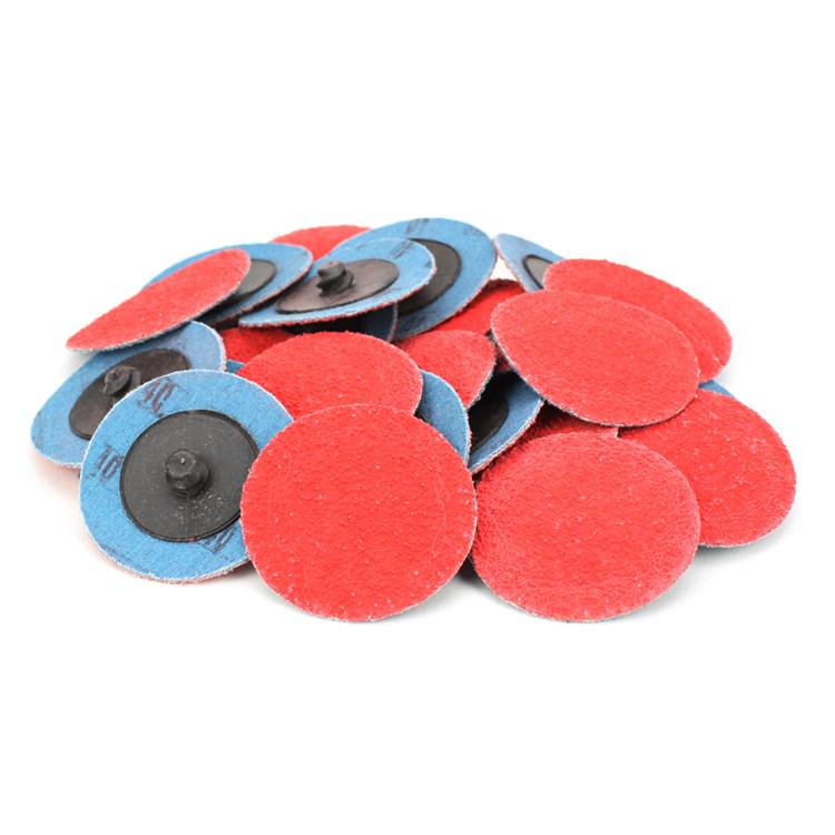 2 Quot Premium Ceramic Quick Change Discs 25 Pack