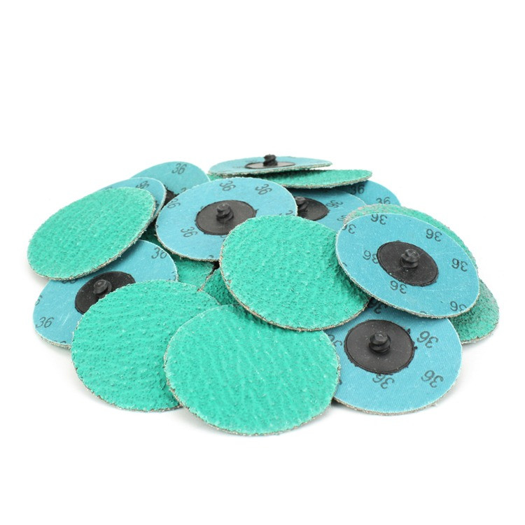 Green Zirconia Sanding Disc