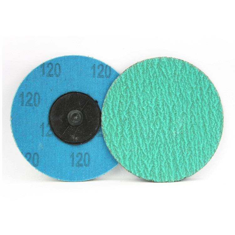 3 Inch Quick Change Discs with Grinding Aid 120 Grit