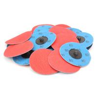 3 inch ceramic roloc discs