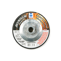 "5"" aluminum grinding wheel with hub"