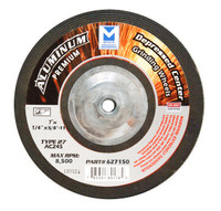 "7"" Aluminum Grinding Wheel with Hub"