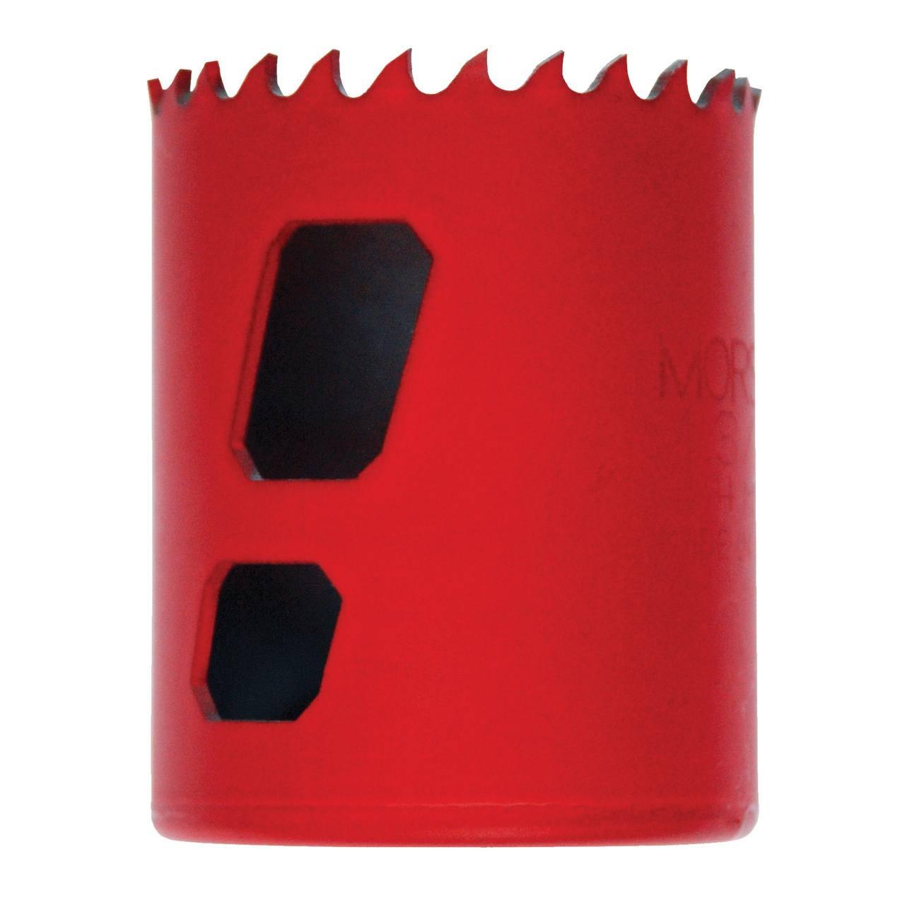 """1-3/8"""" Morse Advanced Bi Metal Hole Saw"""