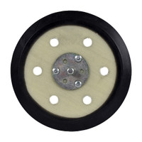 "6"" (6 Holes) DA Sander Backing Pad for PSA Adhesive Discs"