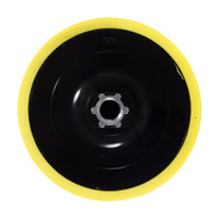 """5"""" x 5/8""""-11 Back-Up Pad for Hook & Loop SC Discs"""