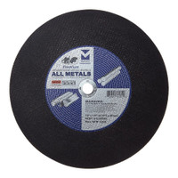 "12"" x 1/8"" (5/32"") x 20mm Gas Powered Shop Saw Wheel"