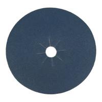 """Mercer 7"""" x 7/8"""" Hole Zirconia Floor Sanding Cloth Edger Disc"""