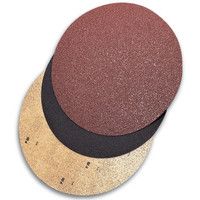 """Silicon Carbide 17"""" Double-Sided Floor Sanding Discs"""